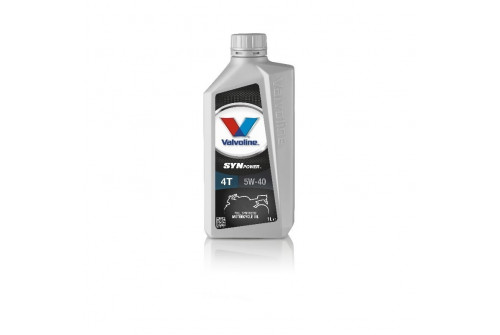 Valvoline SYNPOWER 4T  10W-40 для мотоциклов (1л)